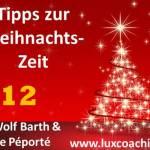 12 – Stille Weihnachts-Zeit