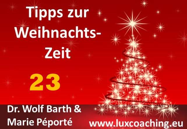 23 – Weihnachten und unsere ungelösten sozialen Konflikte