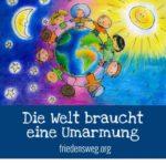 Gemeinsam den Friedensweg gehen!