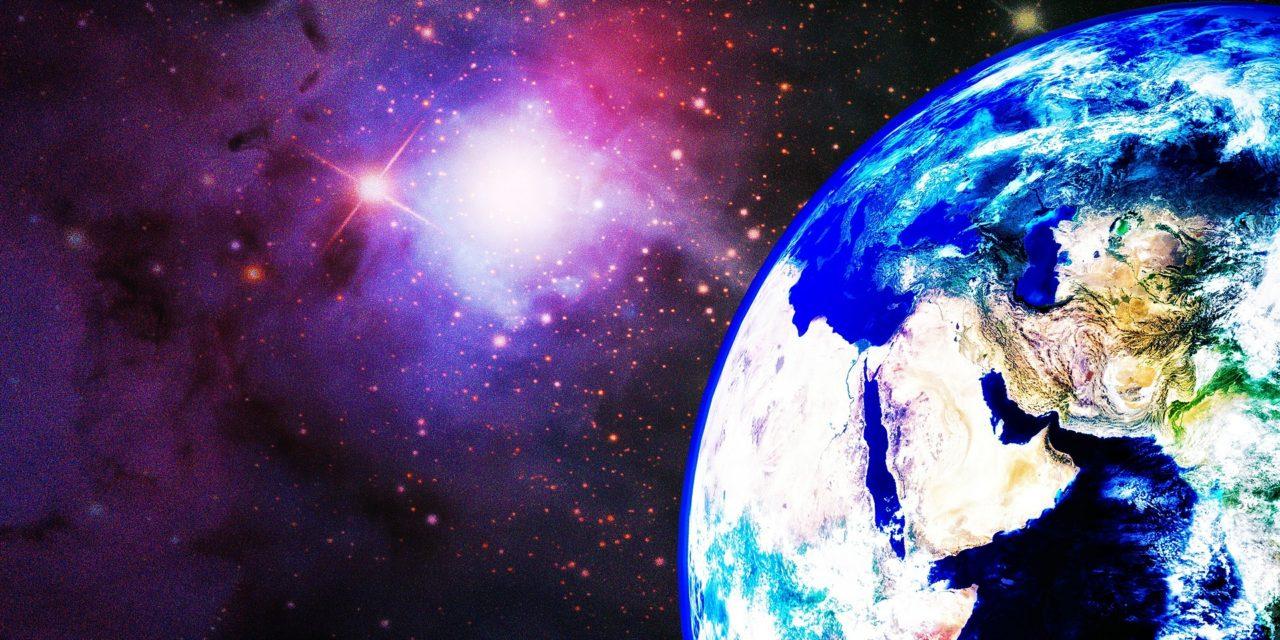 Der schöne Planet Erde