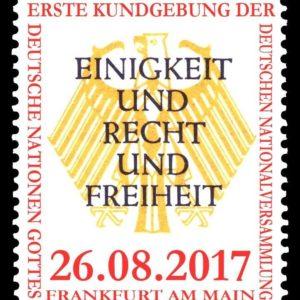 DEUTSCHLAND WACH AUF @ Frankfurt am Main | Hessen | Deutschland