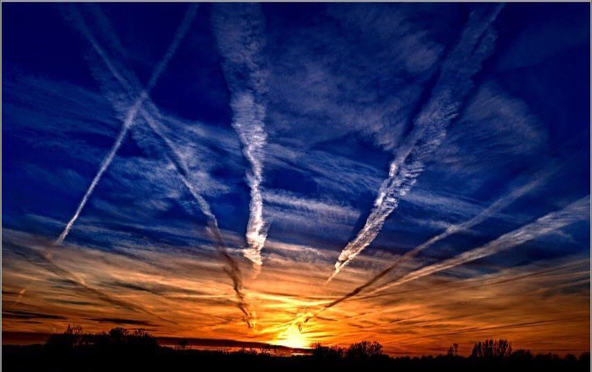 Chemtrails sind eine reale und große Gefahr!