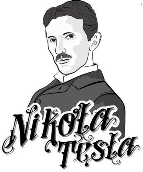 Nikola Tesla: FREIE ENERGIE MASCHINE