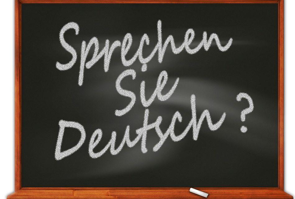 Deutsche Sprache – deutsches Denken – deutsche Identität