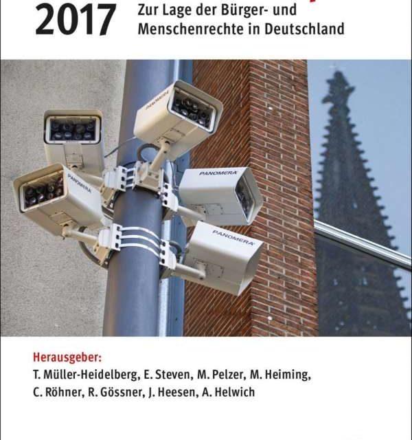 Grundrechte – Zur Lage der Bürger- und Menschenrechte in Deutschland