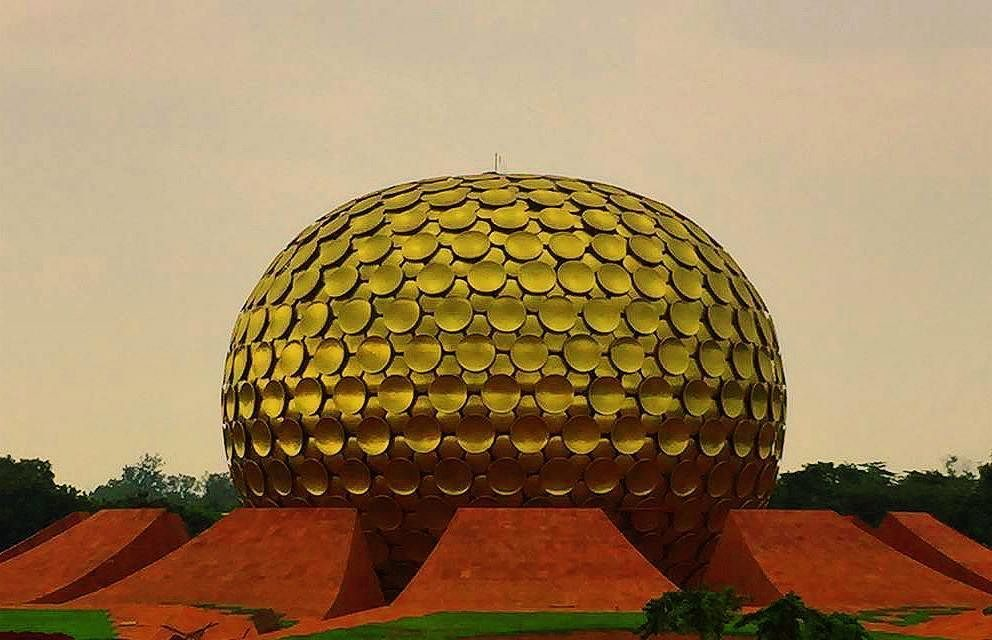 Alternative Gesellschaftsmodelle (15): Auroville