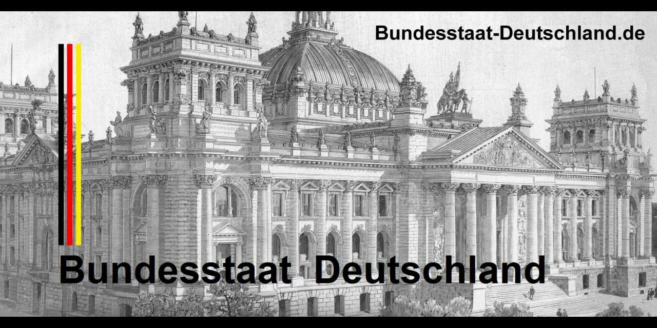 Mit direkter Demokratie zum neuen Bundesstaat Deutschland