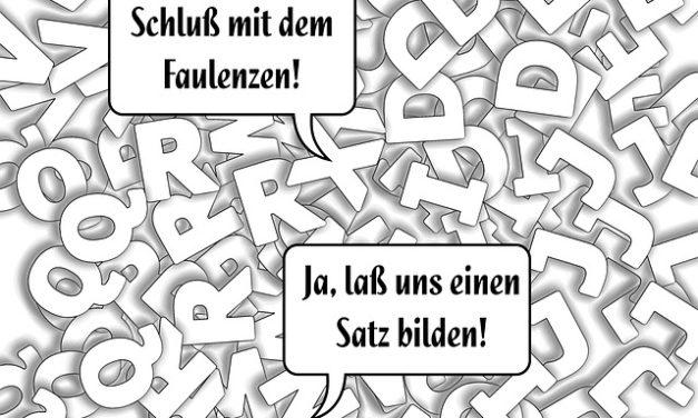 Tag der deutschen Sprache
