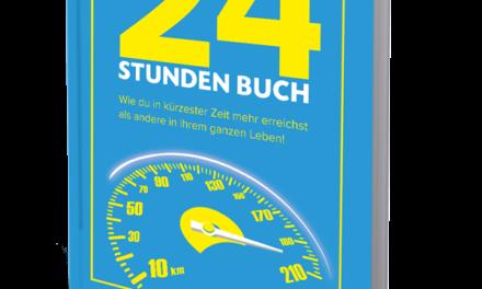 Das 24 Stunden Buch–geschenkt !!!