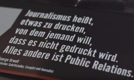 """Journalisten packen aus: """"Warum wir NICHT die Wahrheit sagen dürfen"""""""