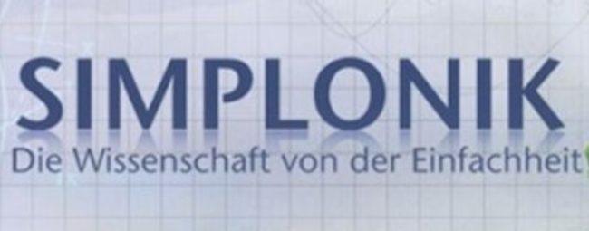 Dr. Ulrich Mohr: Simplonik, die Wissenschaft von der Einfachheit