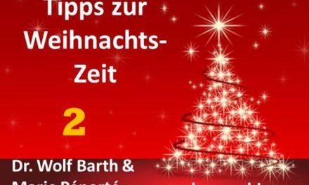 2 – Die Checkliste zu Weihnachten