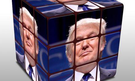 Donald Trump räumt auf!