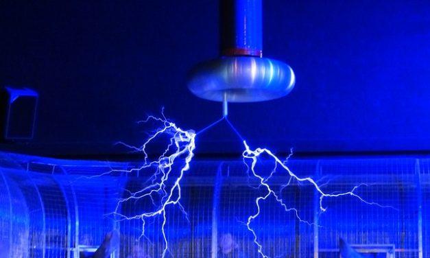 Jetzt können wir Freie Energie Maschinen nach Nicola Tesla nutzen